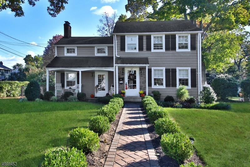 Single Family Home for Sale at 67 HOPPER Avenue Pequannock, New Jersey 07444 United States