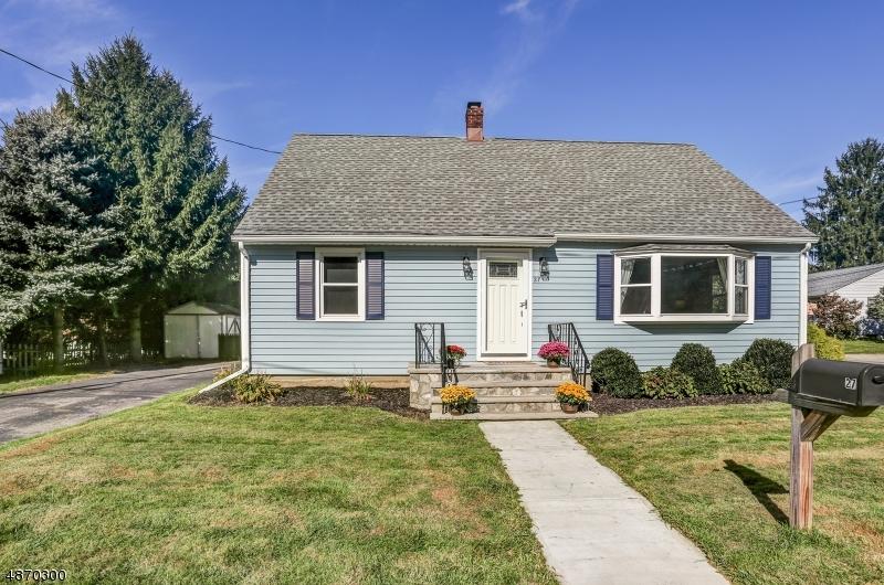 Property για την Πώληση στο 27 RULAND Avenue Hackettstown, Νιου Τζερσεϋ 07840 Ηνωμένες Πολιτείες