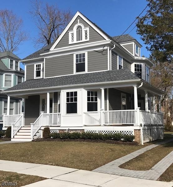 Частный односемейный дом для того Продажа на 8 COLLES Avenue Morristown, Нью-Джерси 07960 Соединенные Штаты