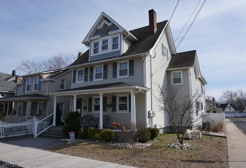 Single Family Homes pour l Vente à Keyport, New Jersey 07735 États-Unis