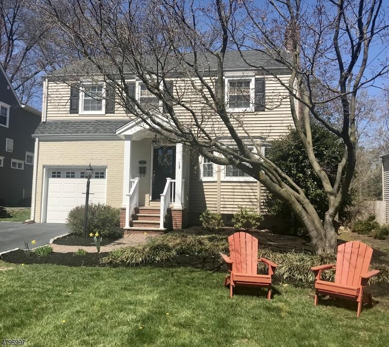 Single Family Homes 용 임대 에 Westfield, 뉴저지 07090 미국