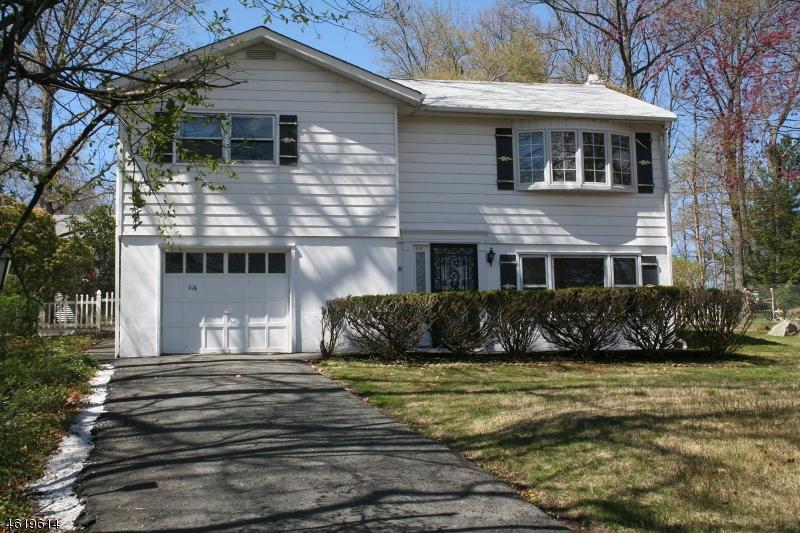 独户住宅 为 销售 在 116 BERGEN Trail Hopatcong, 新泽西州 07843 美国