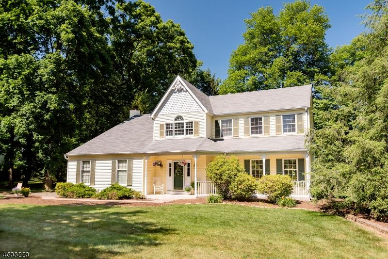 Maison unifamiliale pour l Vente à 15 Saint Andrews Drive Washington, New Jersey 07882 États-Unis