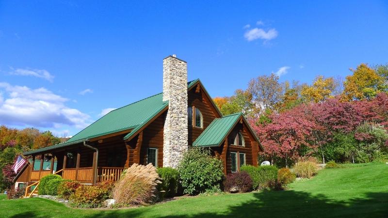 独户住宅 为 销售 在 24 Slabtown Creek Road Blairstown, 新泽西州 07825 美国