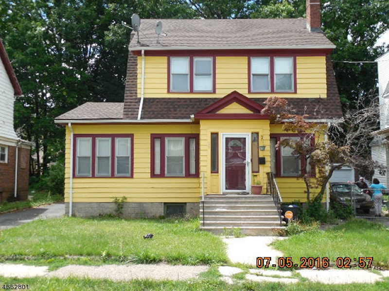 Single Family Home for Sale at 25-27 LONGFELLOW Avenue Newark, New Jersey 07106 United States