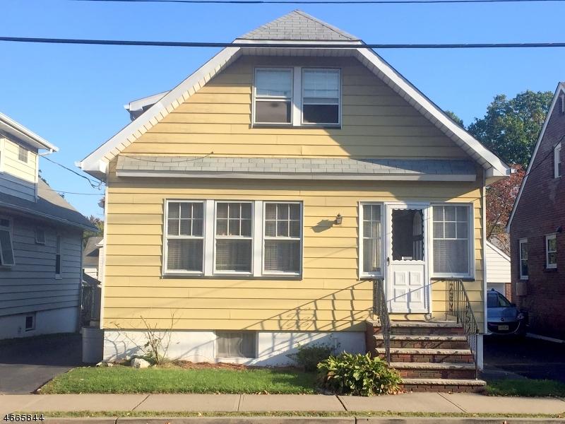 Частный односемейный дом для того Продажа на 106 Rutherford Place Kearny, Нью-Джерси 07032 Соединенные Штаты