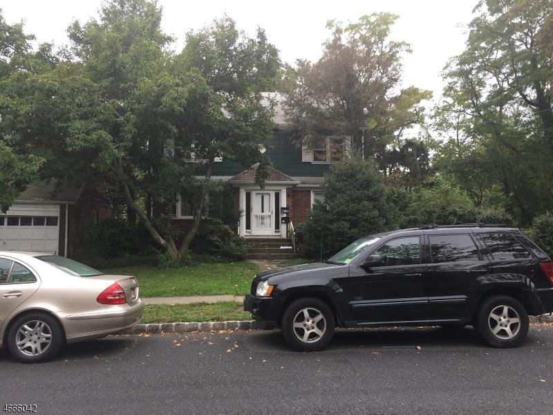 Частный односемейный дом для того Аренда на 202 Parker Avenue Maplewood, Нью-Джерси 07040 Соединенные Штаты
