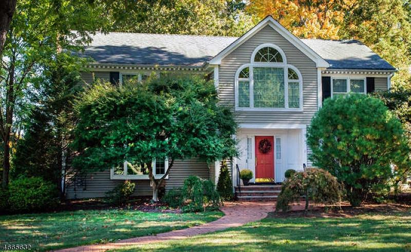 Частный односемейный дом для того Продажа на 468 Vance Avenue Wyckoff, 07481 Соединенные Штаты