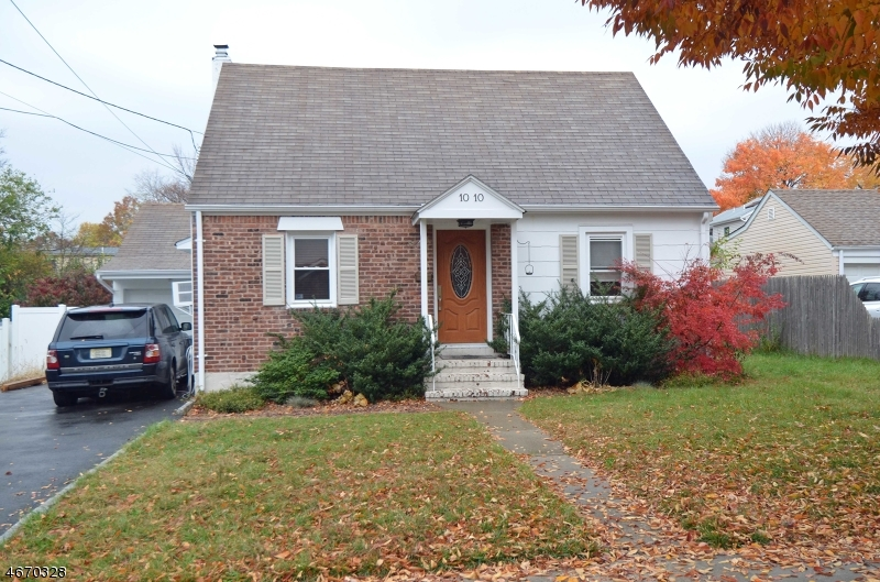 Single Family Home for Sale at 10-10 PHILIP ST 1X Fair Lawn, 07410 United States