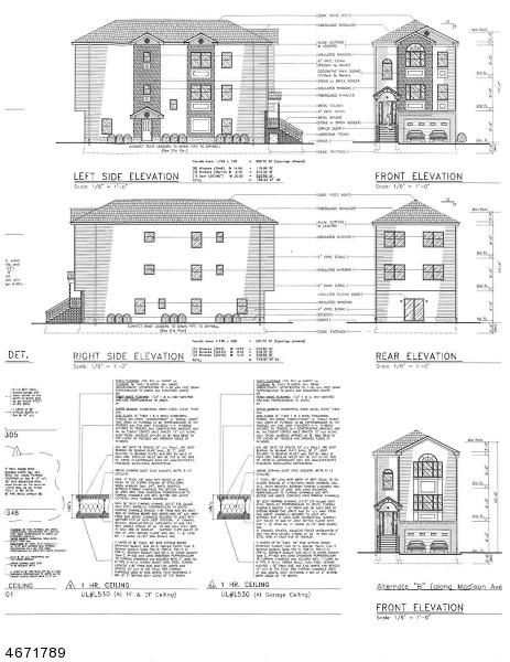 Multi-Family Home for Sale at 504 Madison Avenue Elizabeth, 07201 United States