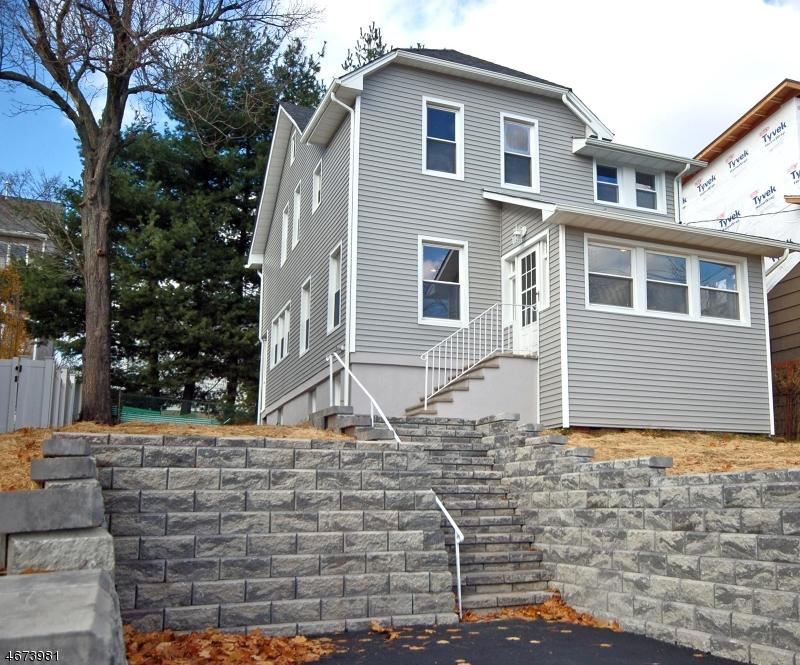 Частный односемейный дом для того Продажа на 79 Cathedral Avenue Nutley, 07110 Соединенные Штаты
