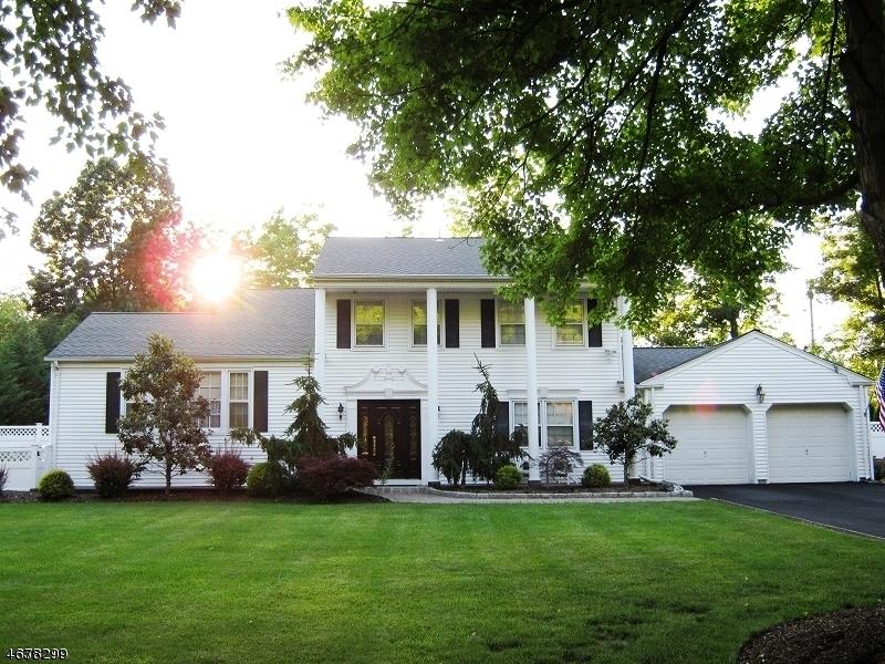 Частный односемейный дом для того Продажа на 20 Jagged Rock Road Parsippany, 07054 Соединенные Штаты