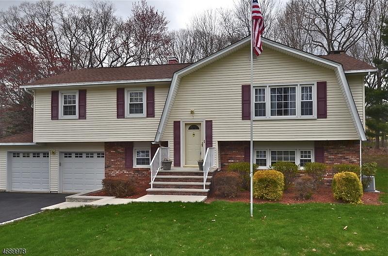 Частный односемейный дом для того Продажа на 7 Glenn Drive Flanders, 07836 Соединенные Штаты