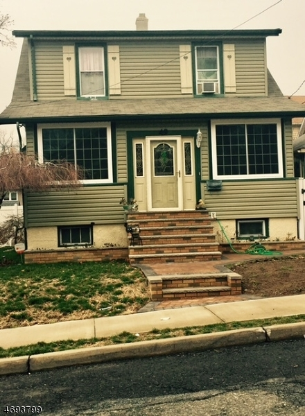 Single Family Home for Sale at 49 N 16th Street Prospect Park, 07508 United States