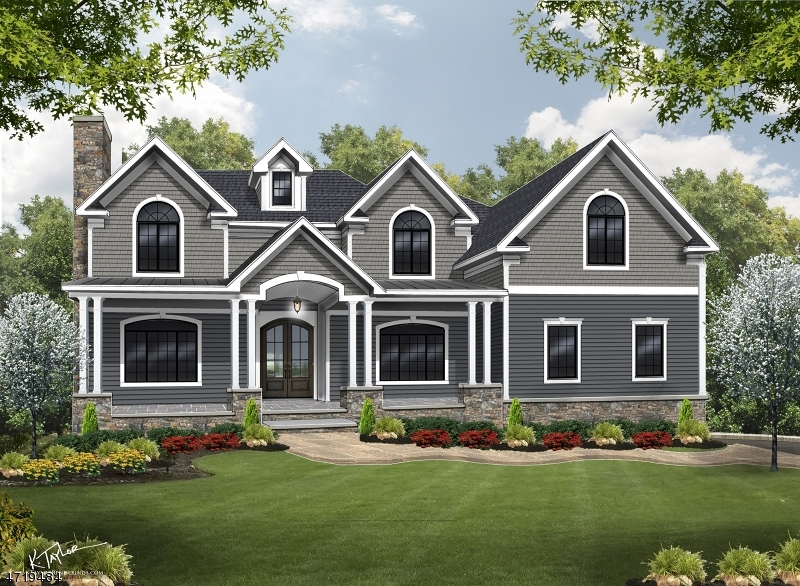 Частный односемейный дом для того Продажа на 1051 Wychwood Road Westfield, 07090 Соединенные Штаты