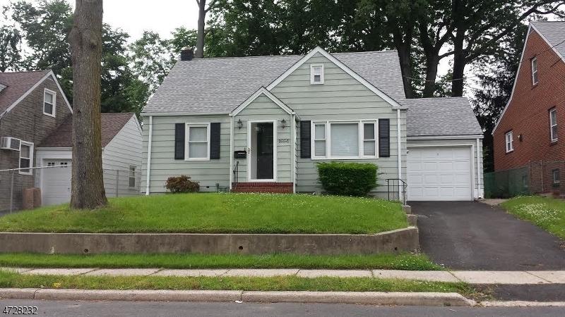 Casa Unifamiliar por un Alquiler en 1664 Kenneth Avenue Union, Nueva Jersey 07083 Estados Unidos