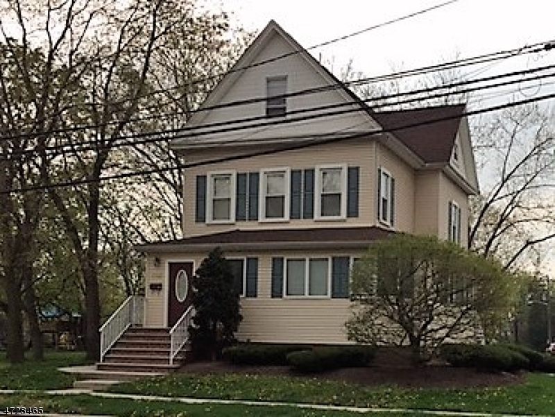 Single Family Home for Rent at 302 Walnut Avenue Cranford, New Jersey 07016 United States