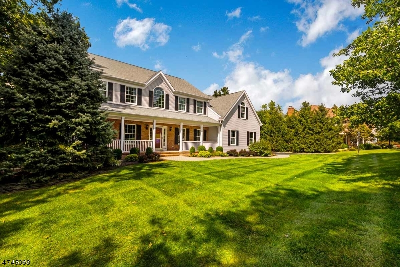 Single Family Home for Sale at 21 Berkshire Court Clinton, New Jersey 08833 United States