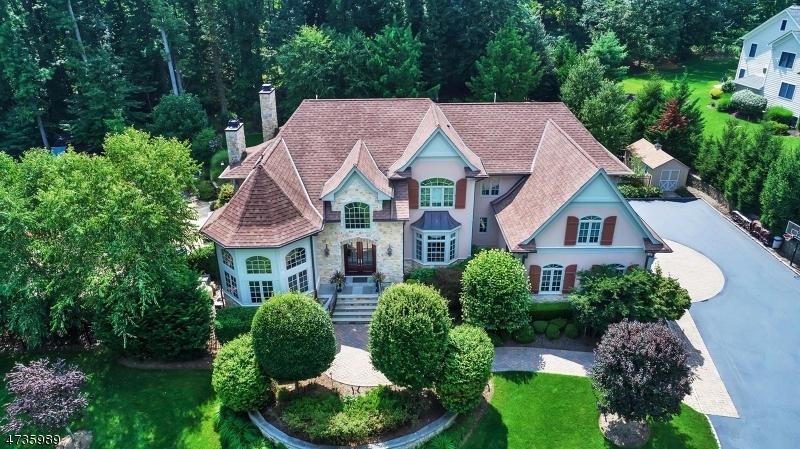 Maison unifamiliale pour l Vente à 25 Pheasant Lane Scotch Plains, New Jersey 07076 États-Unis