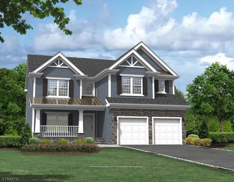 واحد منزل الأسرة للـ Sale في 58 Durrell Street 58 Durrell Street Verona, New Jersey 07044 United States