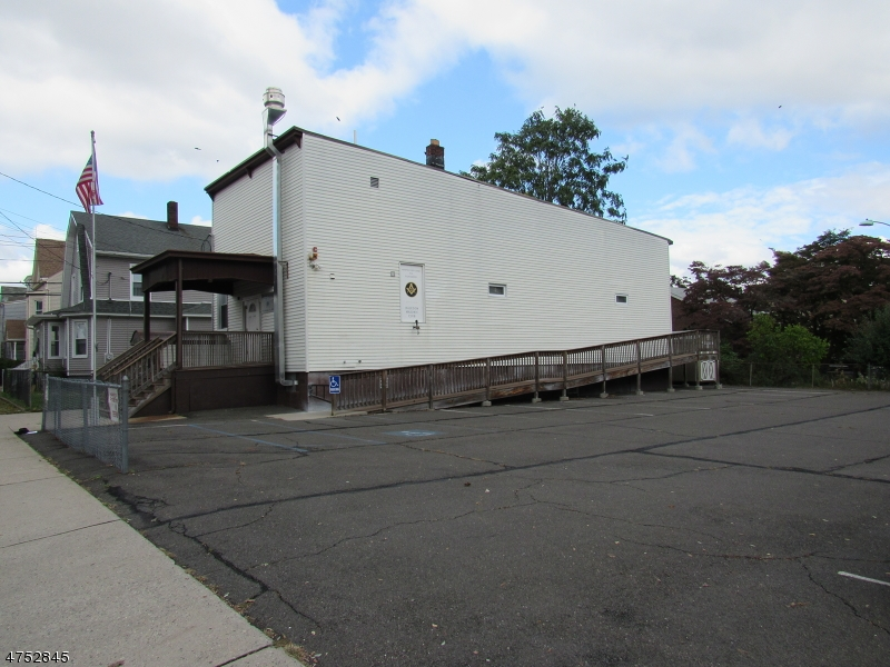Commercial for Sale at 406 ROE Street Haledon, New Jersey 07508 United States