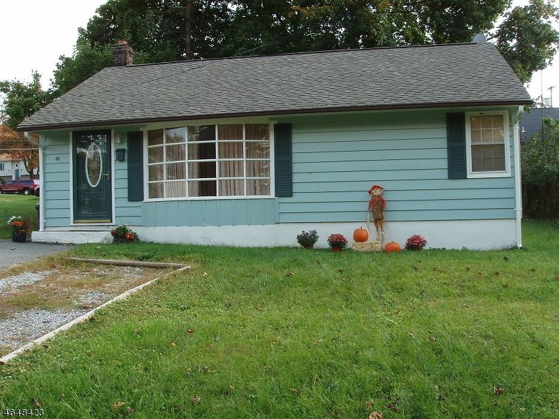 Casa Unifamiliar por un Alquiler en 46 Woodbine Avenue Mount Olive, Nueva Jersey 07828 Estados Unidos