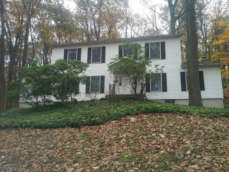 Single Family Home for Sale at 186 OLD TURNPIKE ROAD 186 OLD TURNPIKE ROAD Tewksbury Township, New Jersey 07830 United States