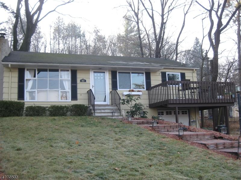 Частный односемейный дом для того Продажа на 63 Maple Pkwy Sparta, Нью-Джерси 07871 Соединенные Штаты