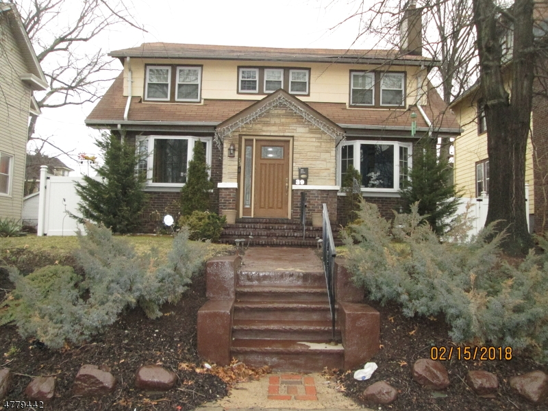 Single Family Home for Sale at Address Not Available Newark, New Jersey 07112 United States