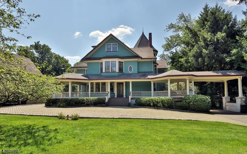 Maison unifamiliale pour l Vente à 118 Bellevue Avenue Montclair, New Jersey 07043 États-Unis