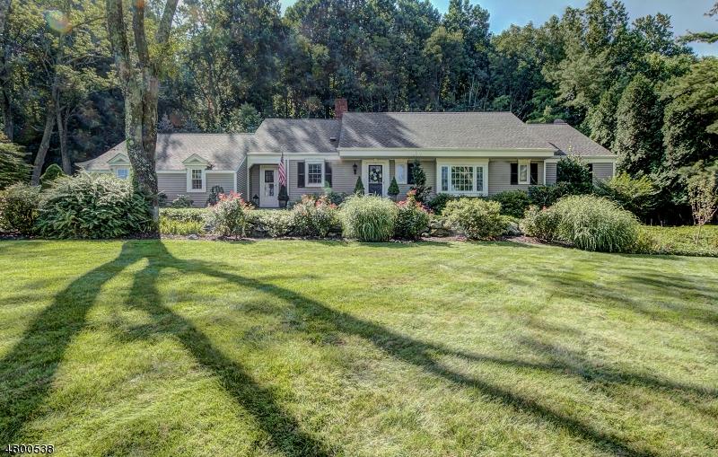 단독 가정 주택 용 매매 에 70 Bald Eagle Road Allamuchy, 뉴저지 07840 미국