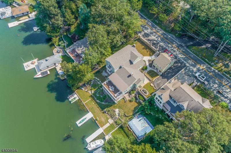 Частный односемейный дом для того Продажа на 309 MAXIM Drive Hopatcong, Нью-Джерси 07843 Соединенные Штаты