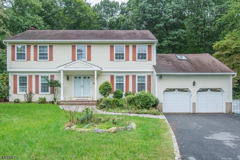 Частный односемейный дом для того Продажа на 59 MCNAB Avenue Hanover, Нью-Джерси 07927 Соединенные Штаты