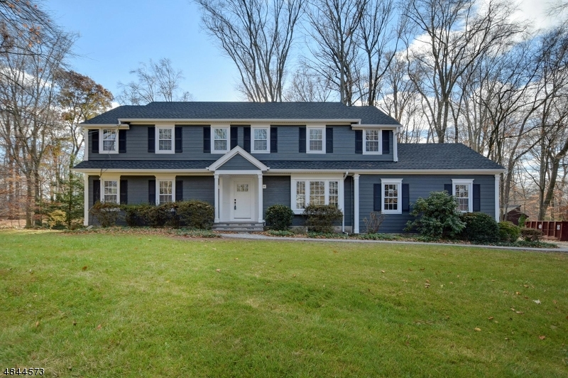 Single Family Home for Sale at 17 BLACK BIRCH Road Scotch Plains, New Jersey 07076 United States