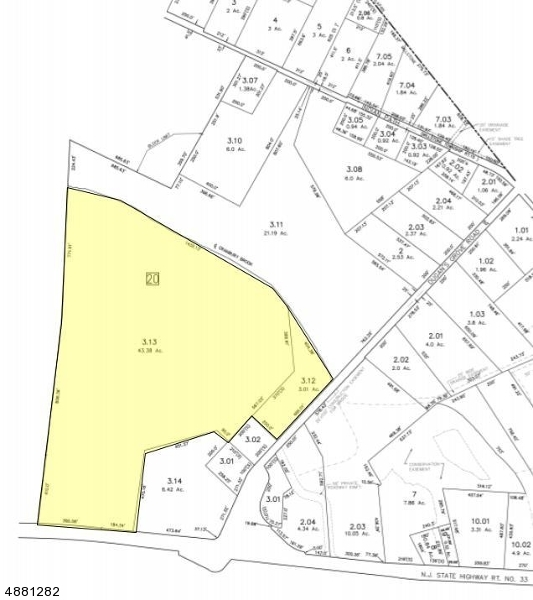 Land for Sale at 530 State Hwy 33 530 State Hwy 33 Millstone Township, New Jersey 08535 United States
