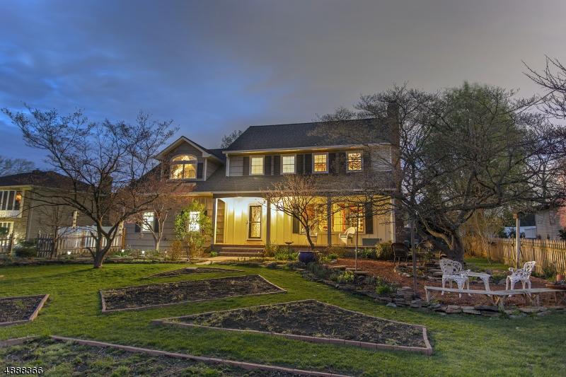 Maison unifamiliale pour l Vente à 12 WILLOW Place East Hanover, New Jersey 07936 États-Unis