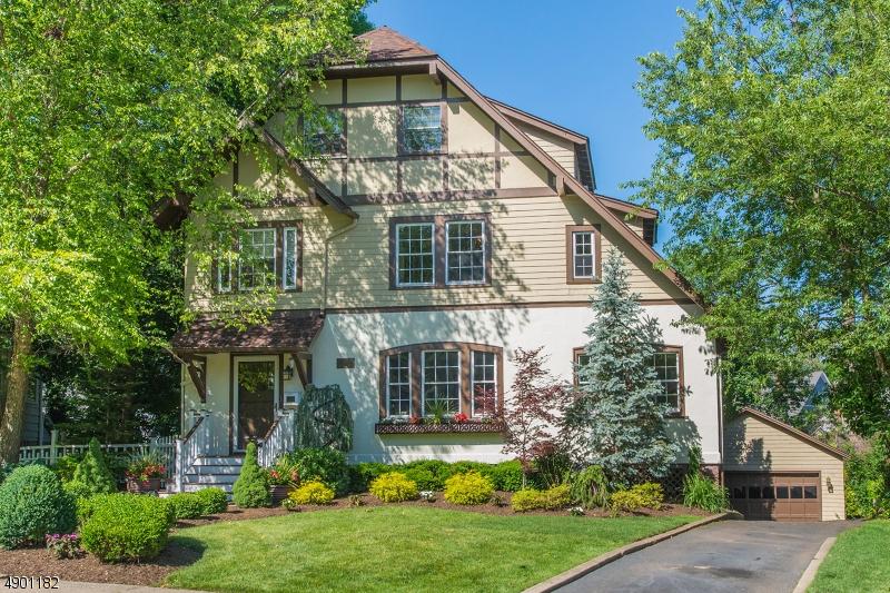 single family homes для того Продажа на Glen Ridge, Нью-Джерси 07028 Соединенные Штаты