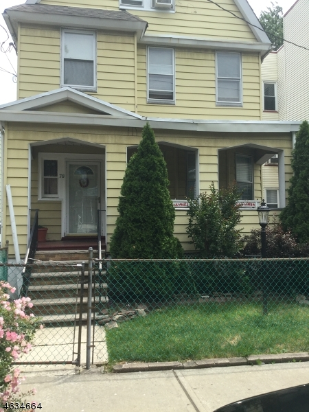 Additional photo for property listing at 78 Columbia Avenue  Newark, New Jersey 07106 United States