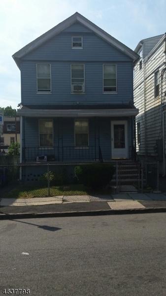 Single Family Home for Sale at 133 Maple Avenue Irvington, 07111 United States
