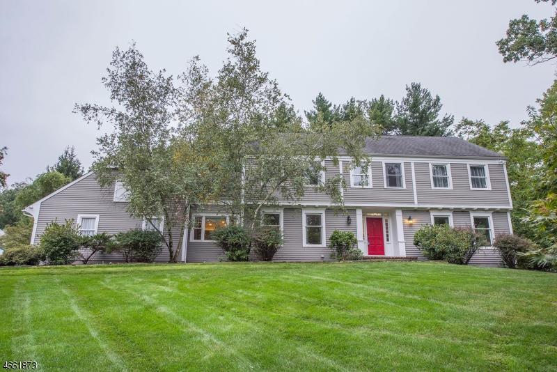 Maison unifamiliale pour l Vente à 27 Eagle Nest Road Morristown, New Jersey 07960 États-Unis