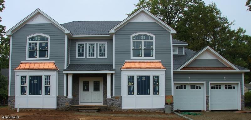 Частный односемейный дом для того Продажа на 45 Griswold Place Glen Rock, 07452 Соединенные Штаты