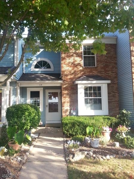 Частный односемейный дом для того Аренда на 115 Bree Court Hillsborough, Нью-Джерси 08844 Соединенные Штаты