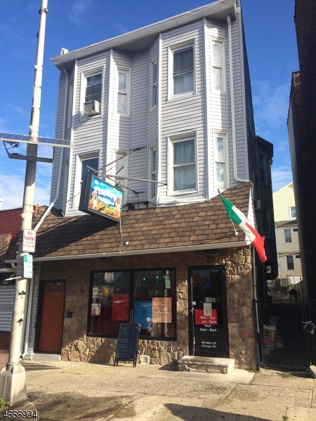 Commercial for Sale at 465 Main Street Orange, 07050 United States