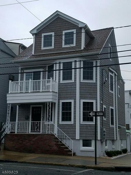 Casa Unifamiliar por un Alquiler en 347 Chestnut Street Kearny, Nueva Jersey 07032 Estados Unidos