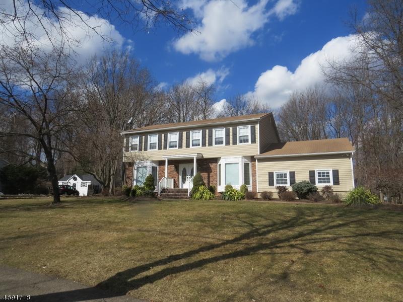 Maison unifamiliale pour l Vente à 4 Mel Court Succasunna, New Jersey 07876 États-Unis