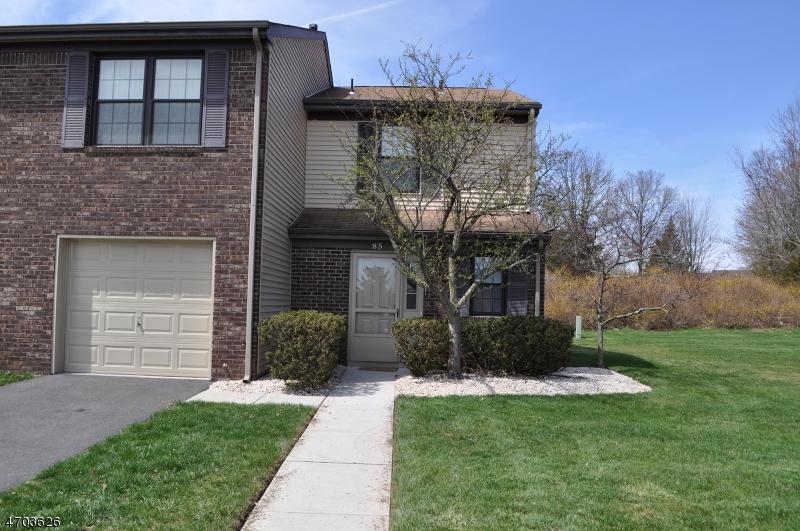 Частный односемейный дом для того Аренда на 85 Stanwick Court Franklin, 08873 Соединенные Штаты