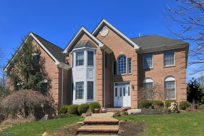 独户住宅 为 销售 在 22 Briarwood Way North Haledon, 07508 美国
