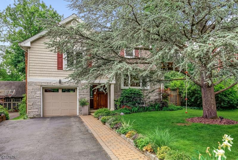 独户住宅 为 出租 在 14 MOUNTAIN AVENUE Maplewood, 新泽西州 07040 美国