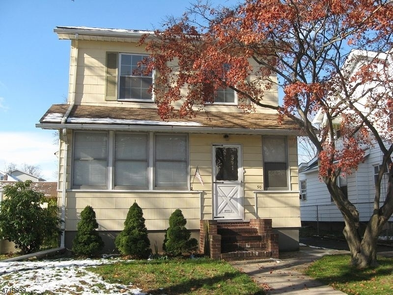 Single Family Home for Rent at 50 Bell Street Bloomfield, New Jersey 07003 United States