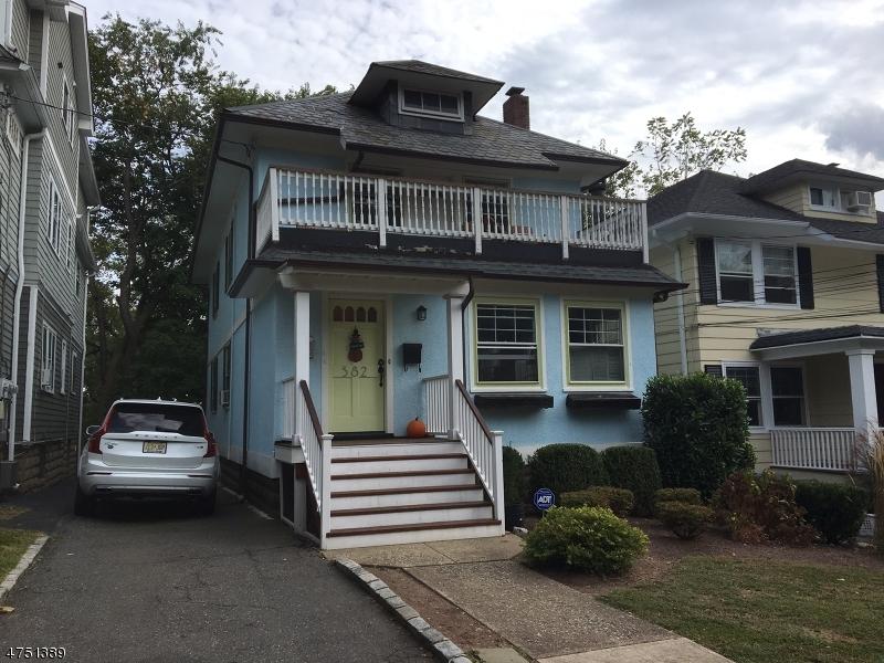 独户住宅 为 出租 在 582 Ridgewood Road Maplewood, 新泽西州 07040 美国